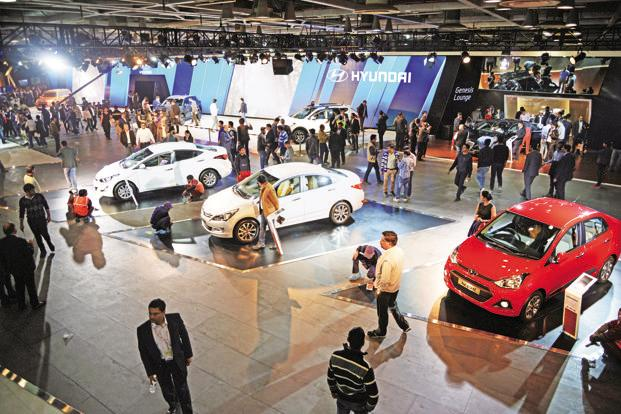 Visitor's Guide to Auto Expo 2018